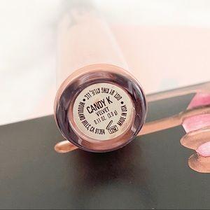 Kylie Cosmetics Makeup - Kylie Jenner Velvet Lip Kit - CANDY K